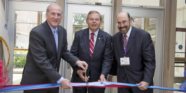 HGINJ Opens Genomics Technology Center